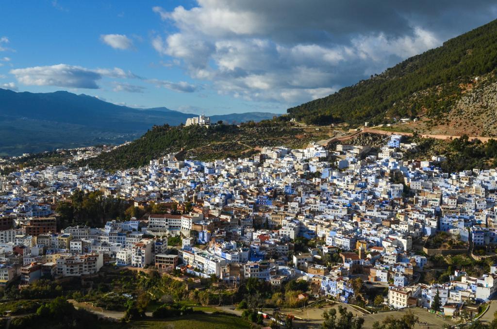 Марокко. Шефшауен. (jbdodane)