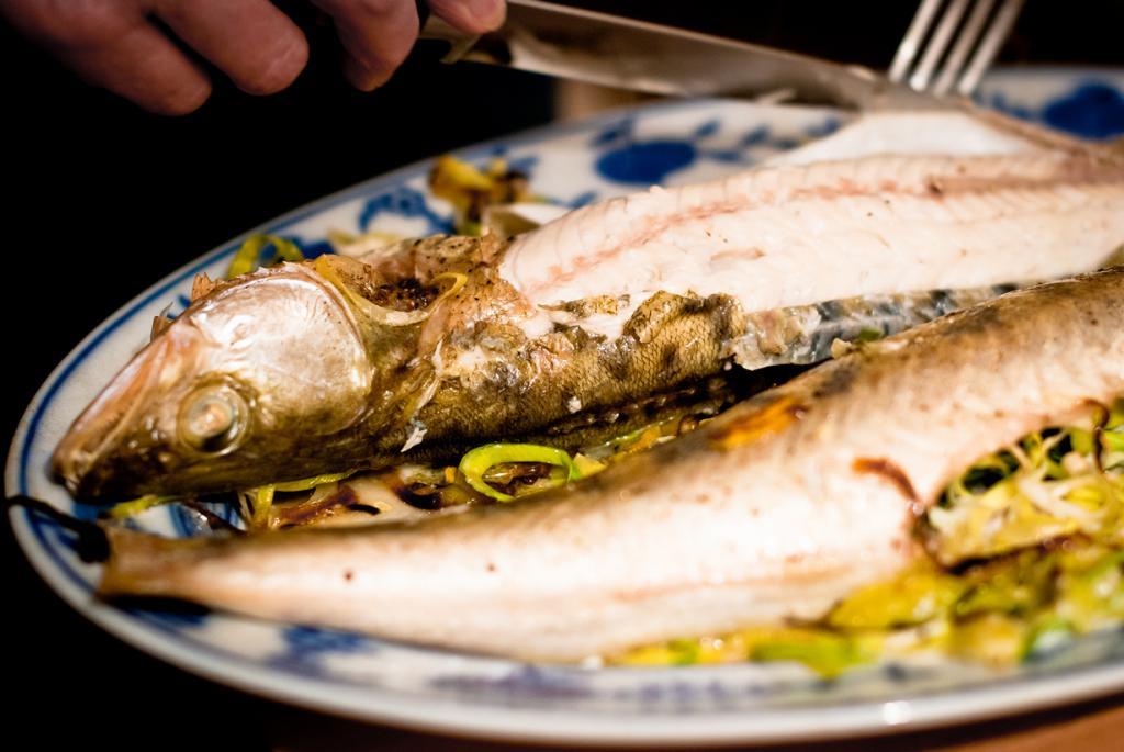 Рыба. (Stijn Nieuwendijk)