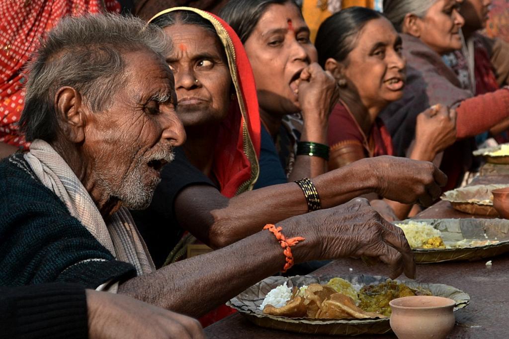 Индия. Калькутта, Западная Бенгалия. Повседневная жизнь. (Soumyadeep Paul)