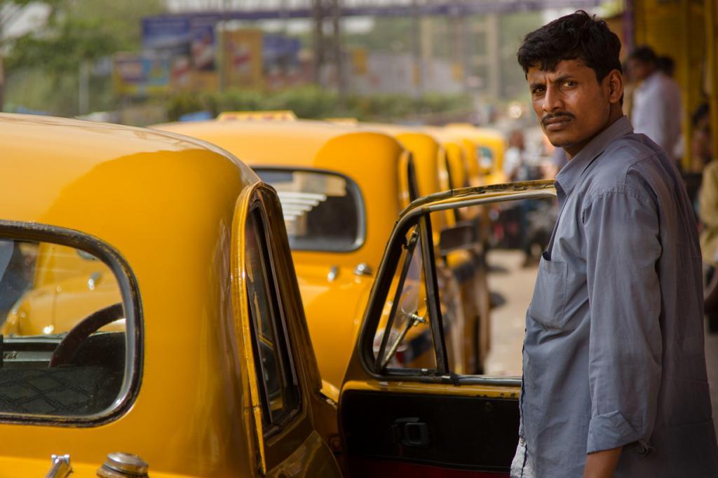 Индия. Калькутта, Западная Бенгалия. Повседневная жизнь. (Saad Akhtar)