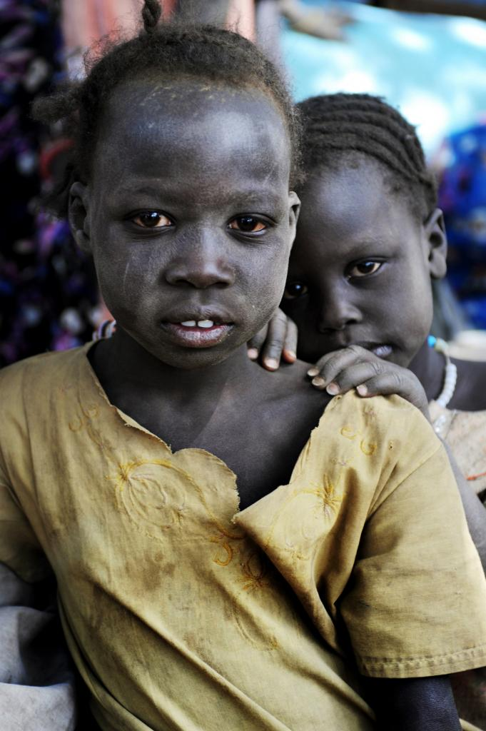Southern Sudanese Return Home from Darfur