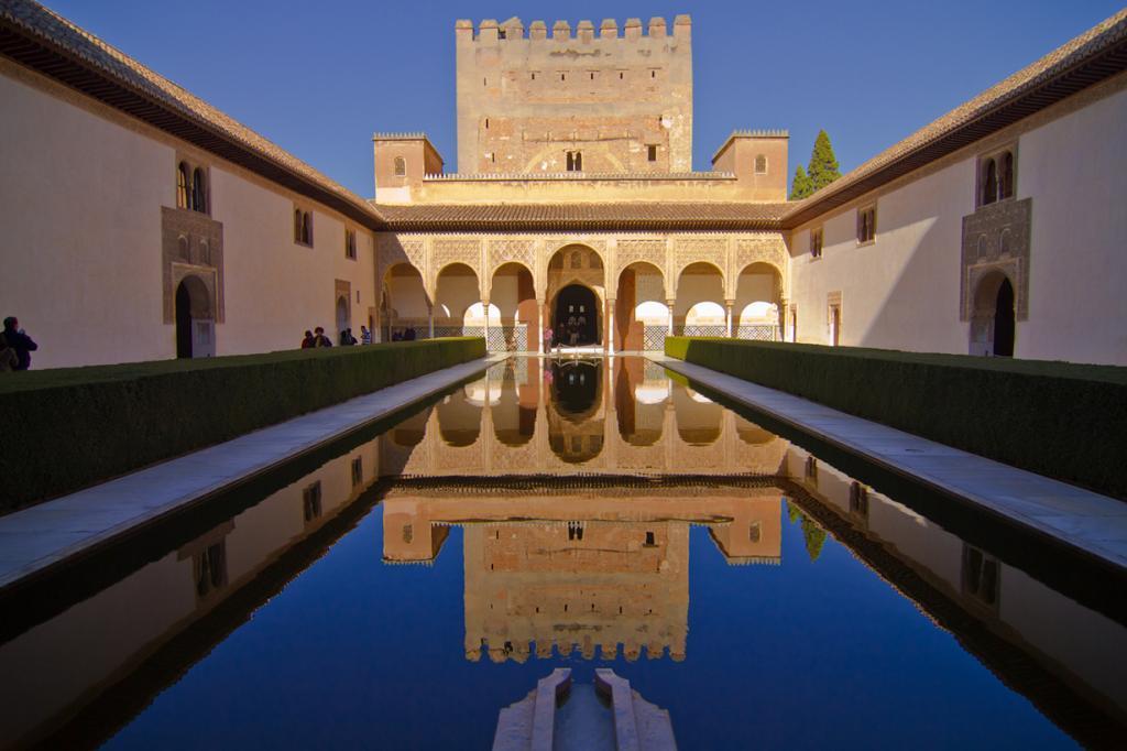 Гранада. Замок Альгамбра. (Andreas Flohr)