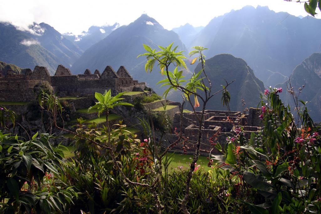 Перу. Мачу-Пикчу. (ThomasThomas)