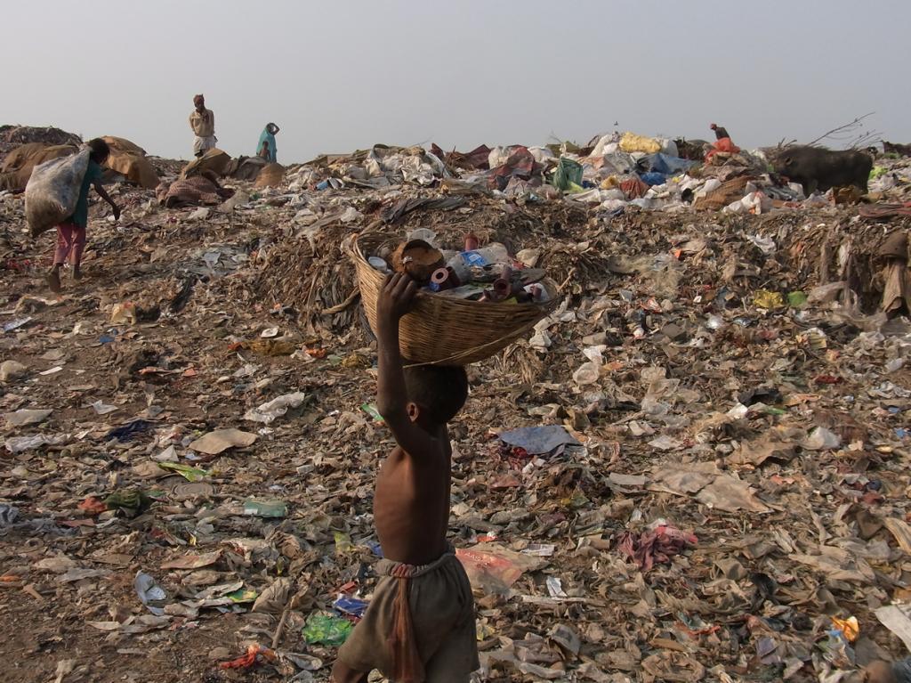 Индия. Калькутта, Западная Бенгалия. Повседневная жизнь. (Wolfgang Sterneck)