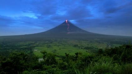Самые примечательные вулканы Филиппин (12 фото)