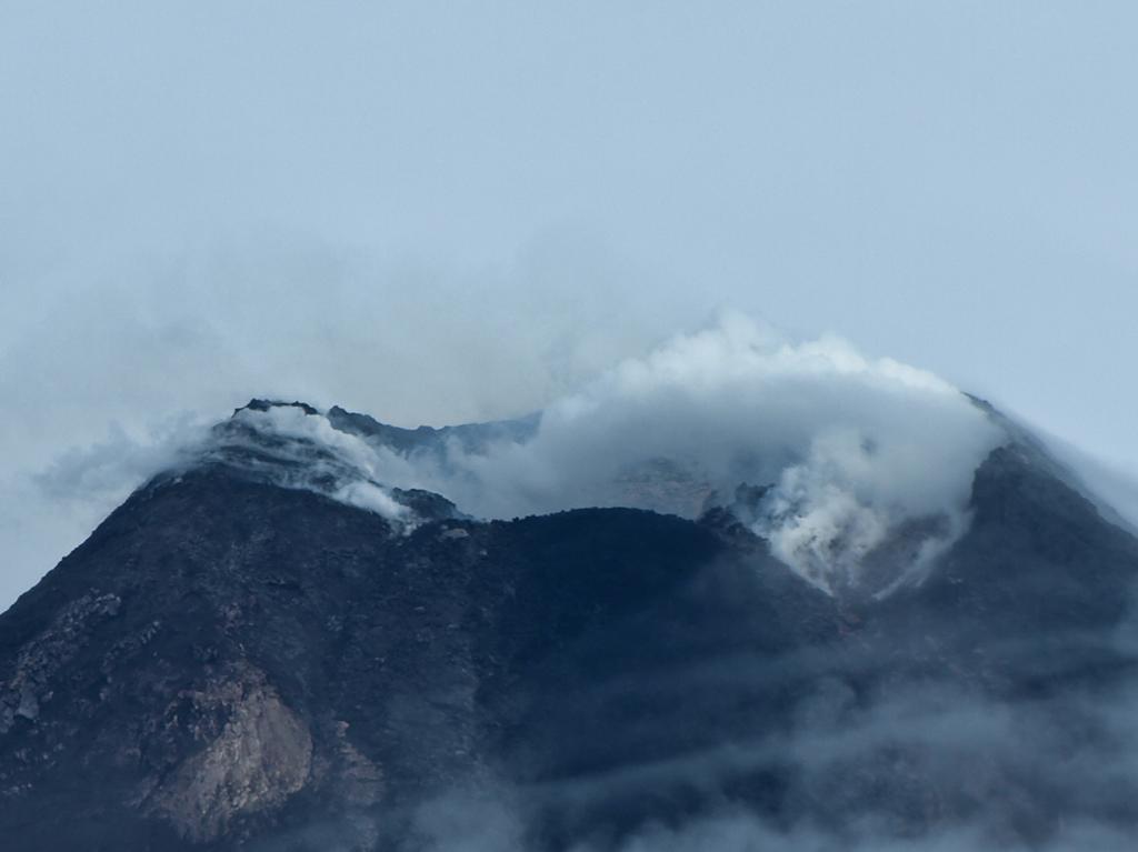 Высота вулкана составляет 2 462 метра. (IRRI Photos)