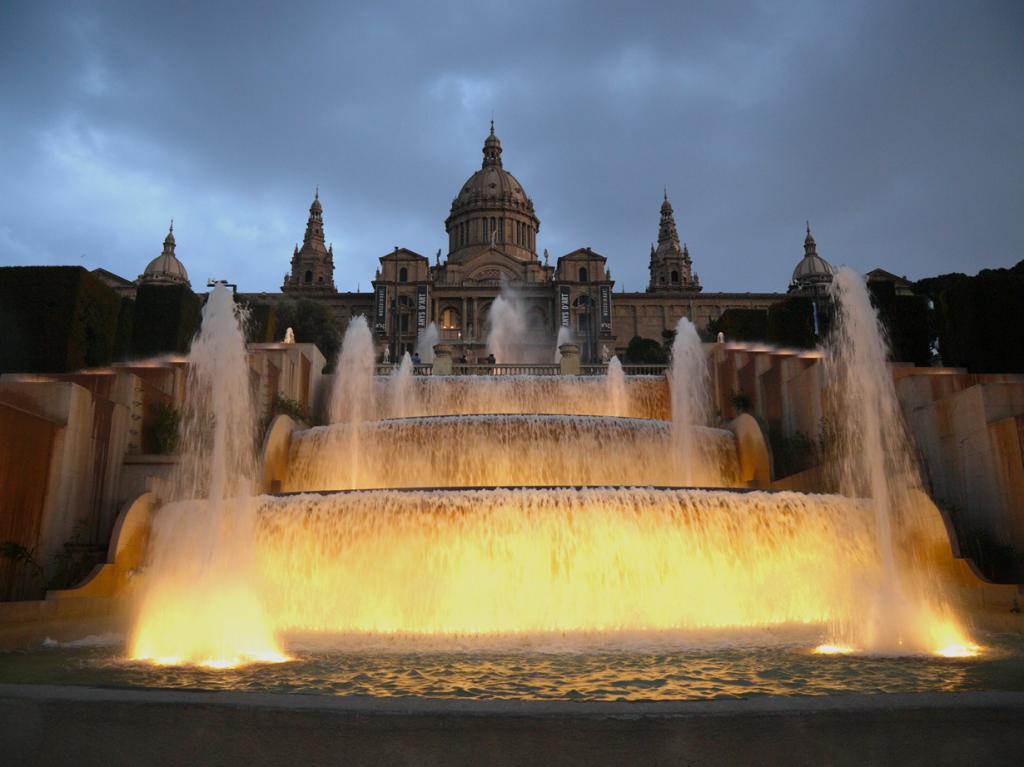 Барселона. Национальный дворец. (Farrukh)