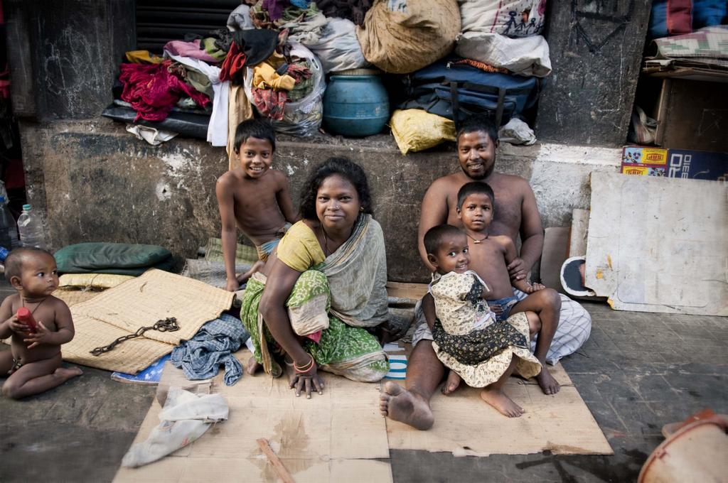 Индия. Калькутта, Западная Бенгалия. Повседневная жизнь. M M)
