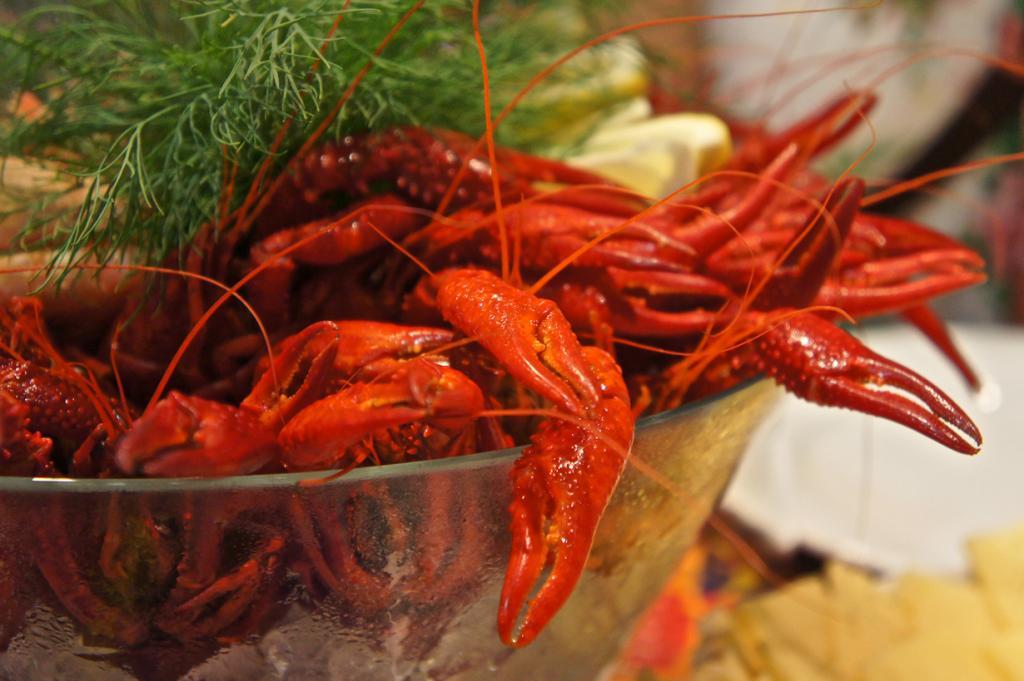 Шведская кухня. Рейтинг традиционных блюд (13 фото)