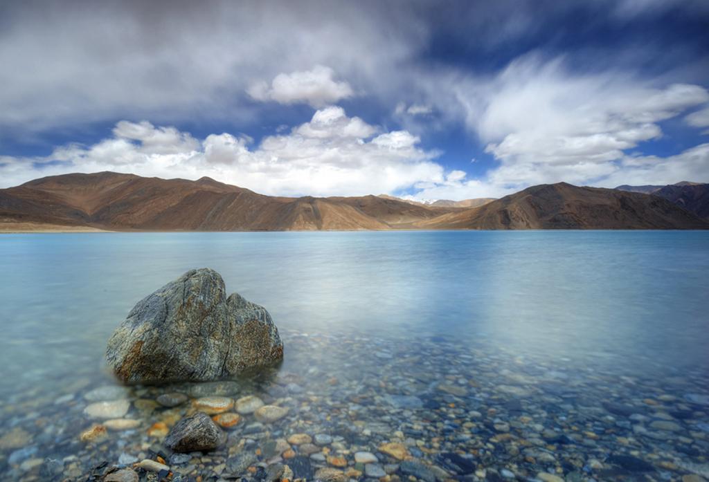 Гималаи. Озеро Бангонг-Цо. (alex hanoko)