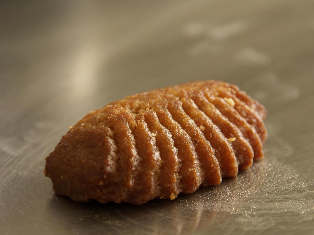 Меломакарона — печенье с мёдом. (Nick Papakyriazis)