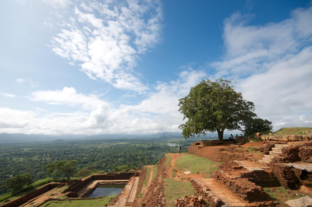 Шри-Ланка. Сигирия. (David Haberthür)