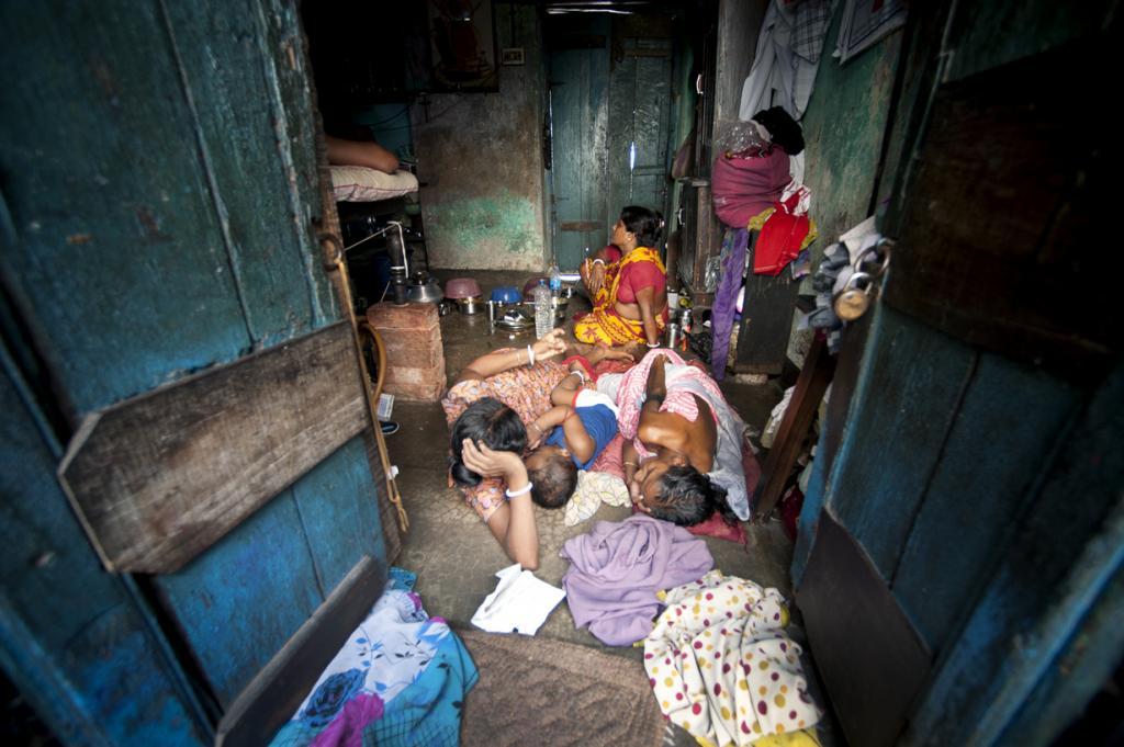 Индия. Калькутта, Западная Бенгалия. Повседневная жизнь. (United Nations Photo)