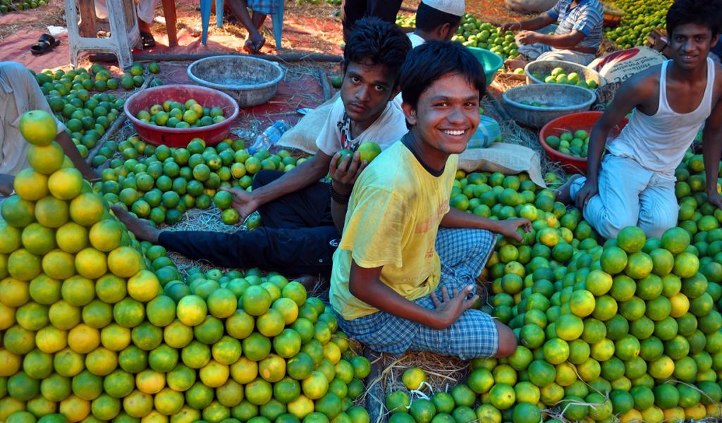 Индия. Калькутта, Западная Бенгалия. Повседневная жизнь. (Abhijit Kar Gupta)