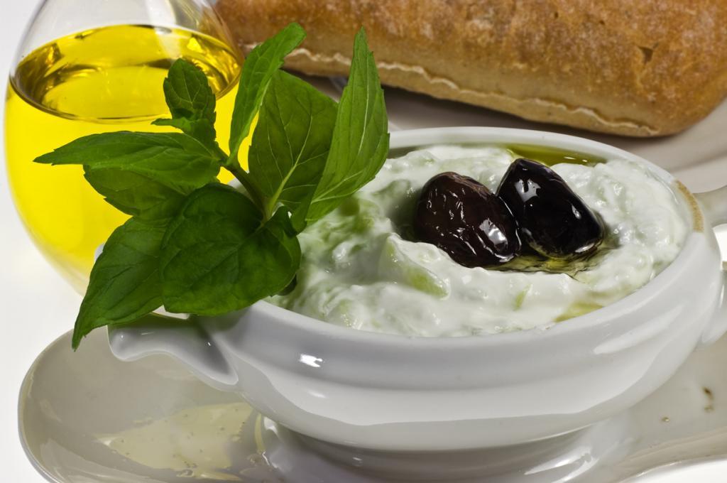 Греческая кухня. Рейтинг традиционных блюд (15 фото)