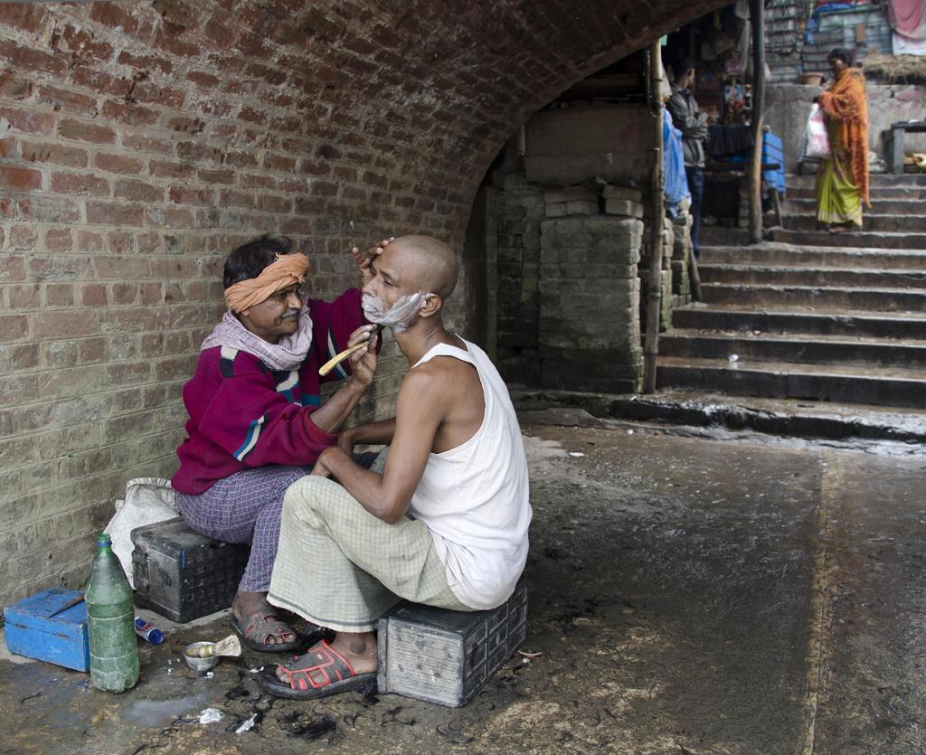 Индия. Калькутта, Западная Бенгалия. Повседневная жизнь. (Eric Parker)