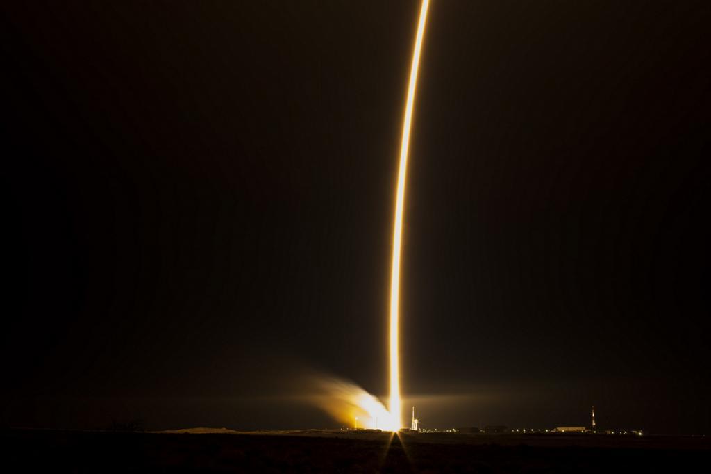 МКС-42. (NASA/Aubrey Gemignani)