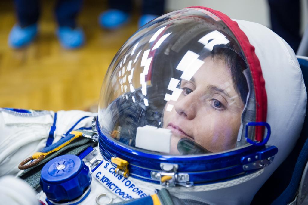 Старт экспедиции МКС-42