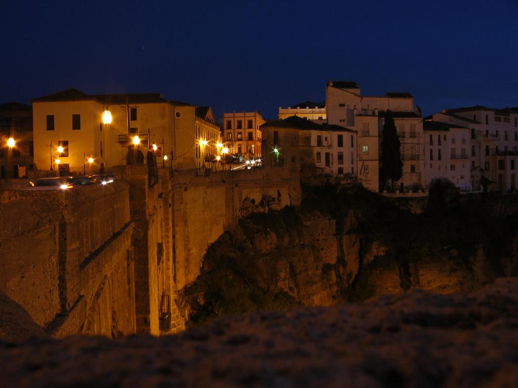 Испания. Ронда, Андалусия. (loac)
