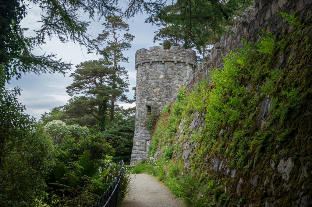 Замок Гленвех. (Brad Tutterow)