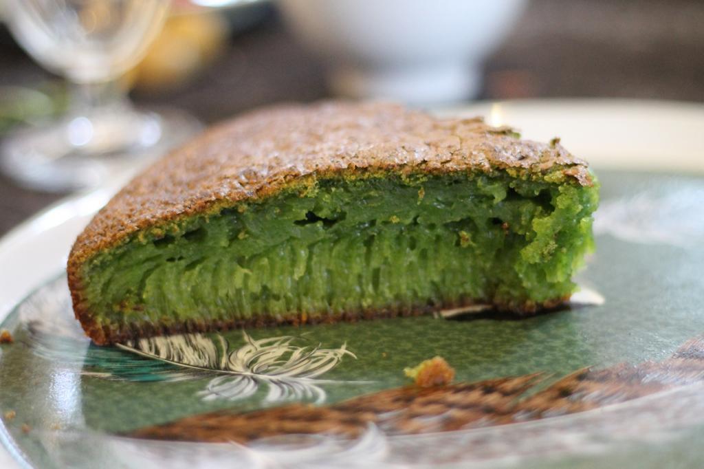 Бань бо — пирог на основе рисовой муки. (elPadawan)