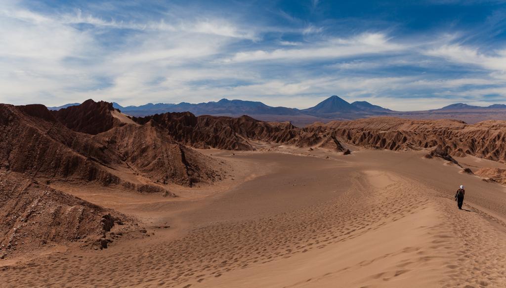 Чили. Пустыня Атакама. (Mijaeus)