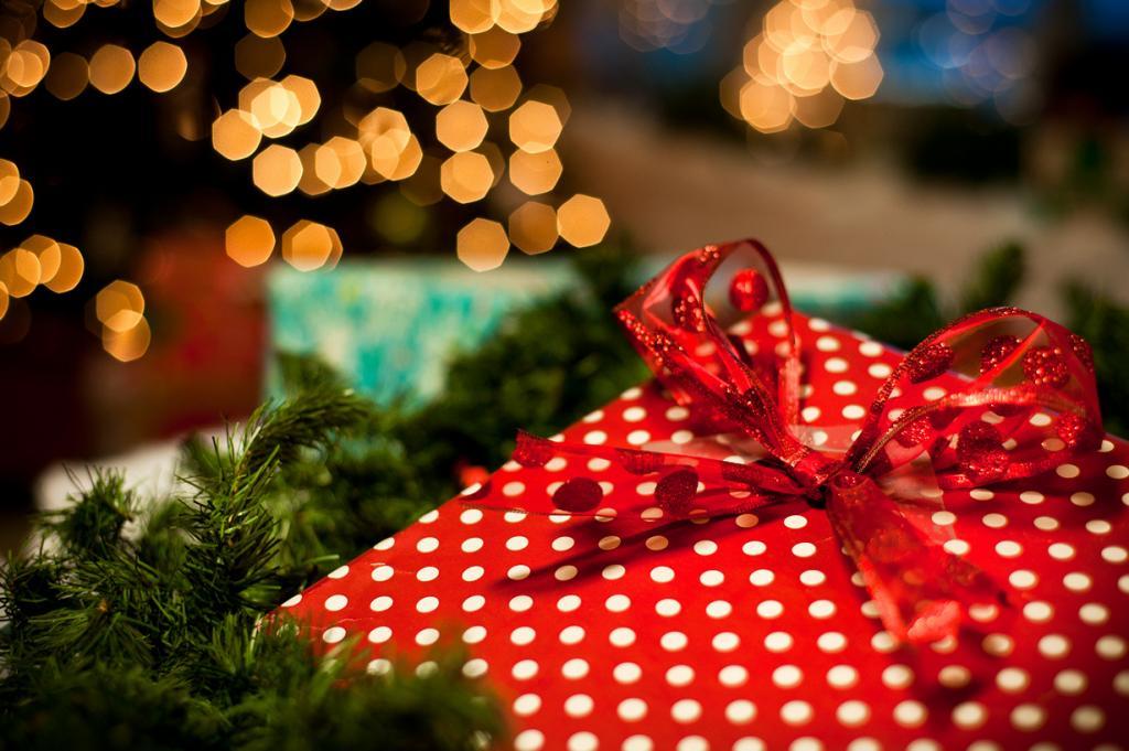 Рождественские подарки. (Neil Kronberg)