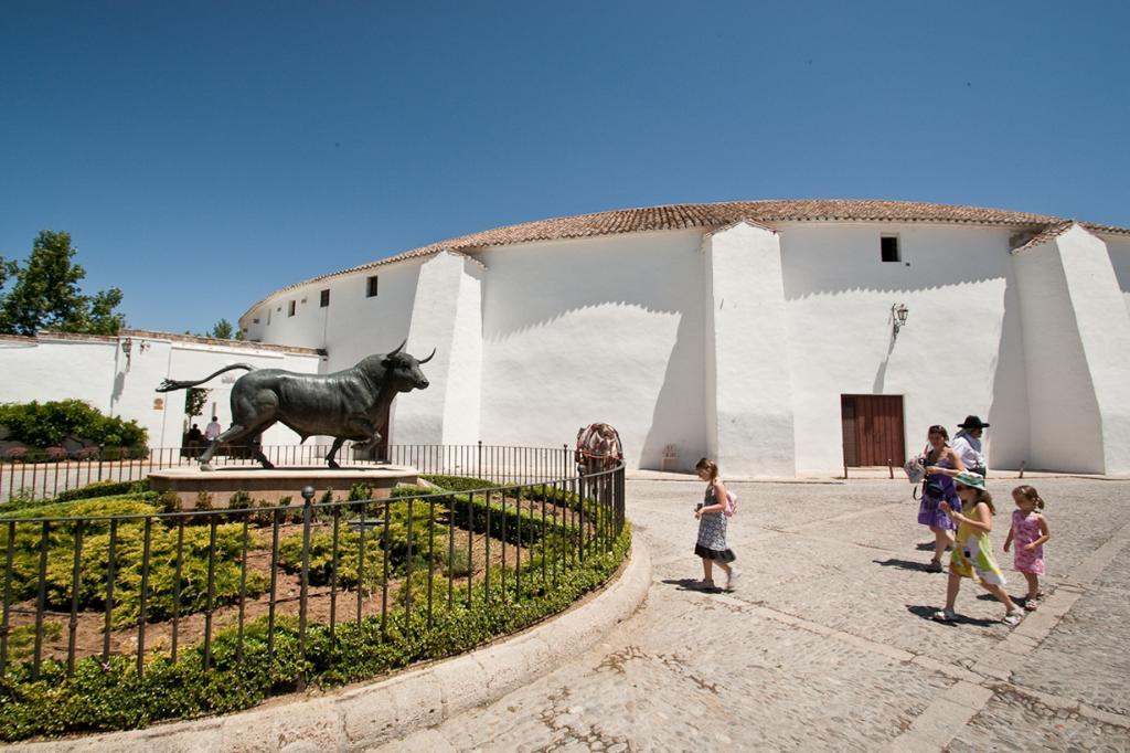 Испания. Ронда, Андалусия. (grzegorzmielczarek)
