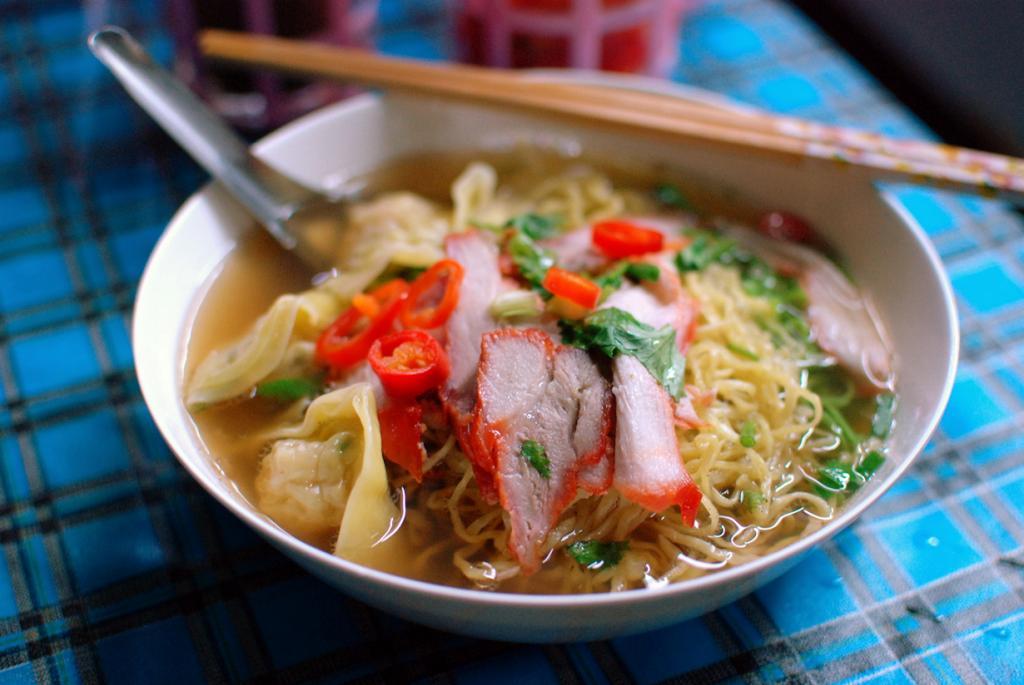 Тайская кухня. Рейтинг традиционных блюд
