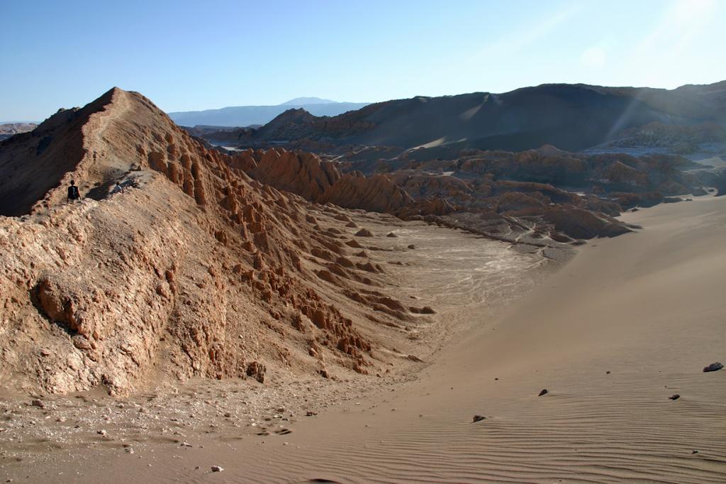 Чили. Пустыня Атакама. (Philip Morton)