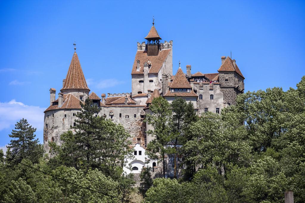 Замок Бран. (Rob)