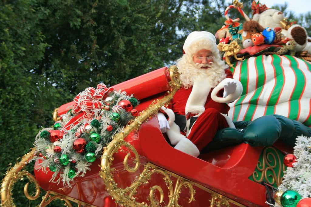 Санта-Клаус. (Carlos)