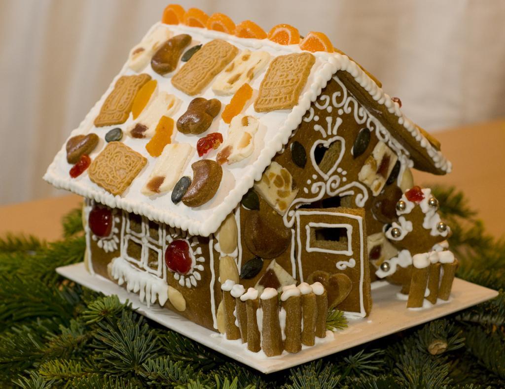 Лучшие рождественские десерты европейских кухонь