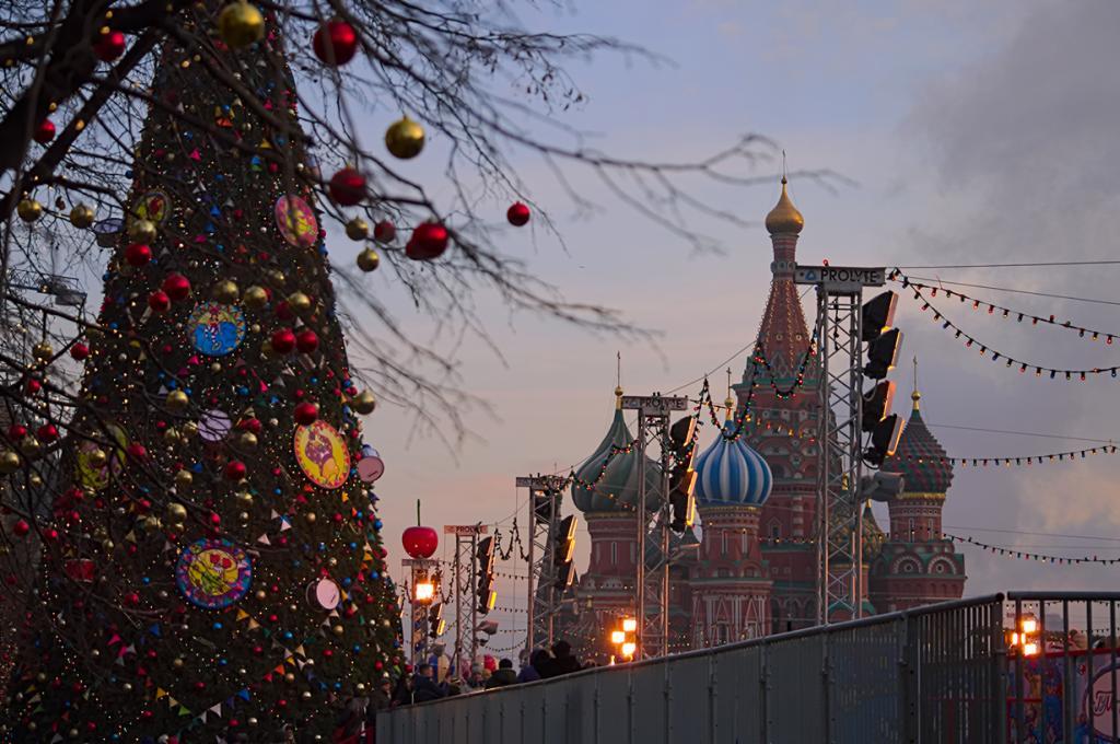 Россия. Москва. (Коля Саныч)