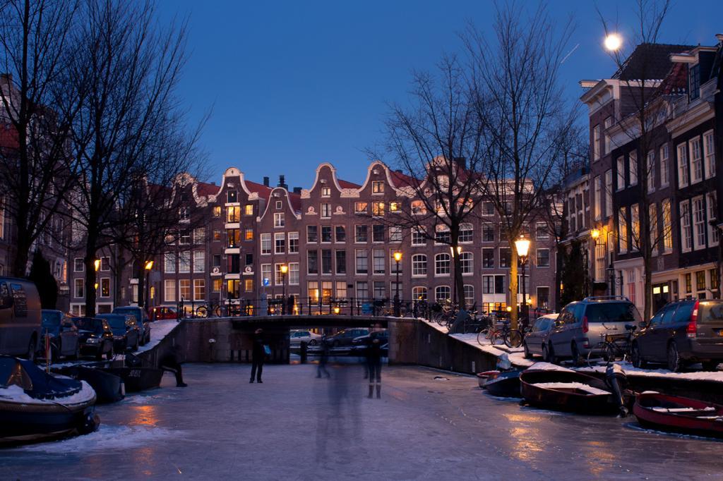 Нидерланды. Амстердам. (Arden)
