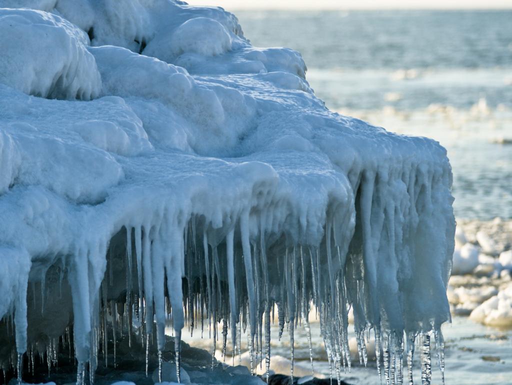 В оковах льда. (Conrad Kuiper)