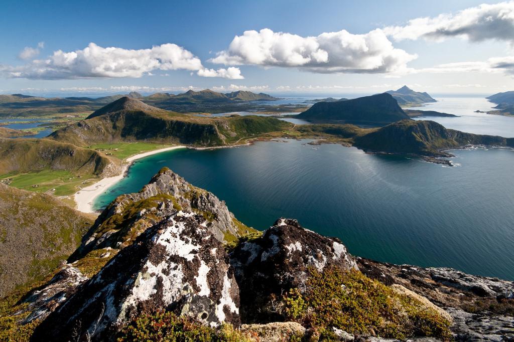 Норвегия. Лофотенские острова. (Ram Yoga)