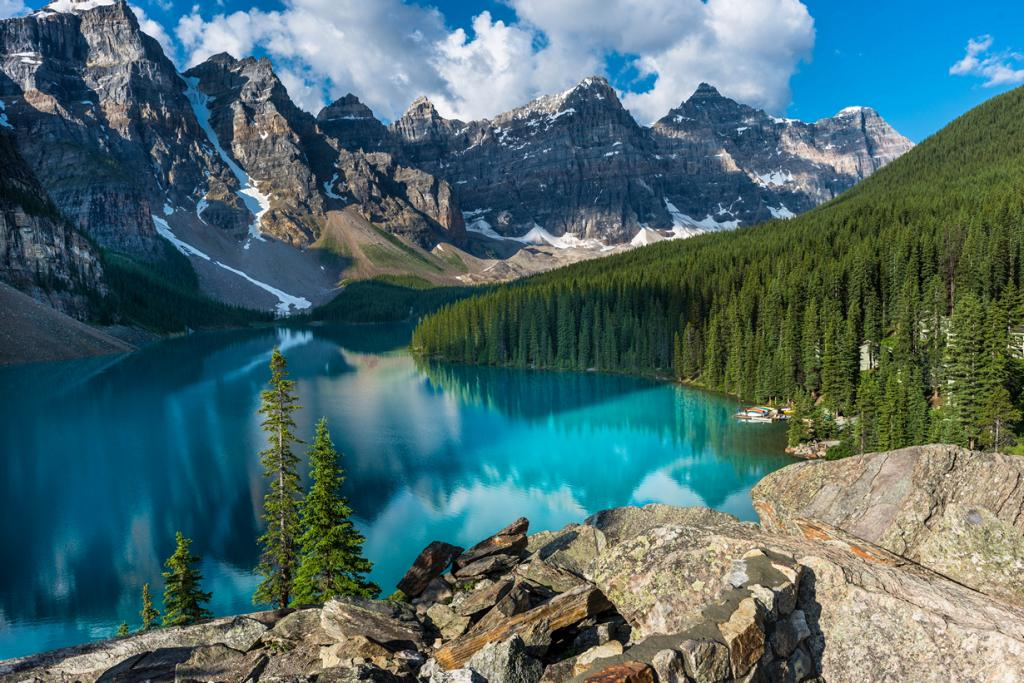 Канада. Альберта. Национальный парк Банф. (Karl Johnson)