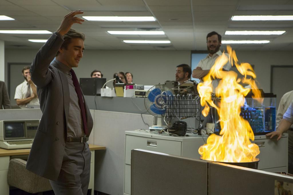 7. «Остановись и гори». Канал AMC. Звёзды: Ли Пейс, Керри Бише, Скут Макнэйри. (AMC Studios/AMC)