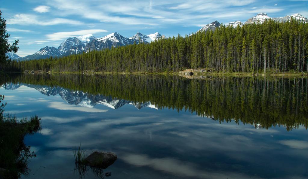 Канада. Альберта. Национальный парк Банф. (Sheila Sund)
