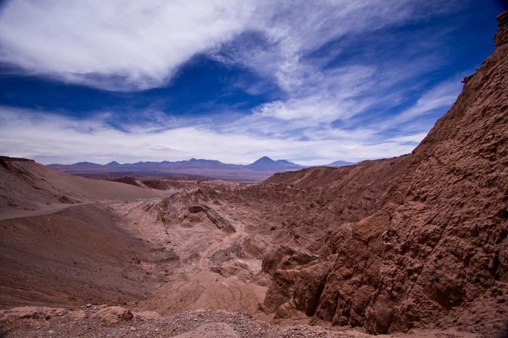 Чили. Пустыня Атакама. (Mike Reys)