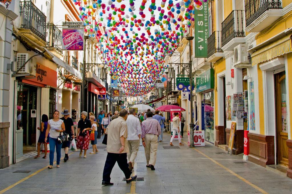 Испания. Ронда, Андалусия. (Jill Catley)