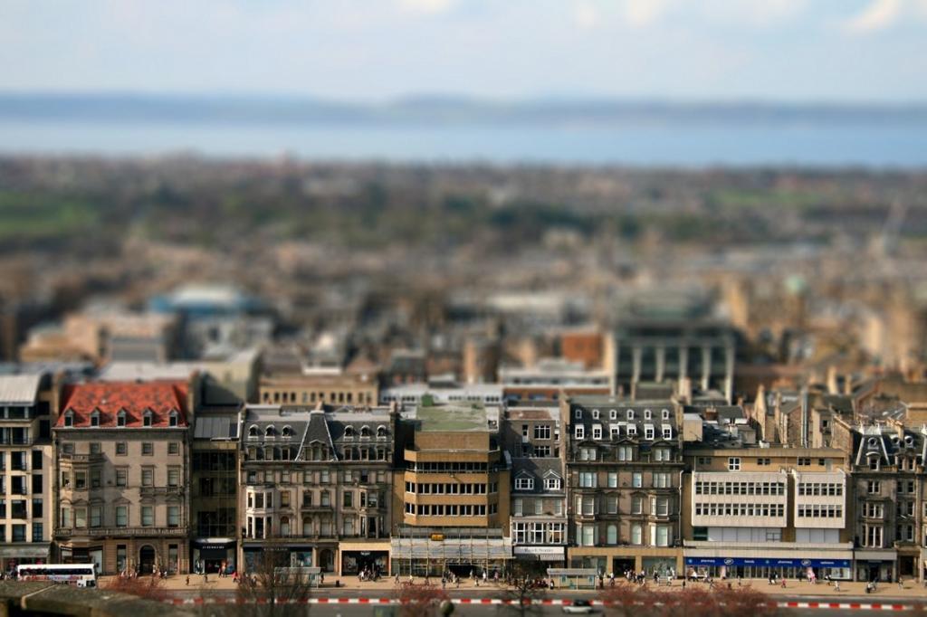 Шотландия. Эдинбург. (Marc Roberts)