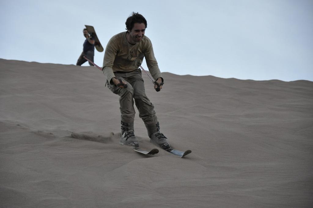 Чили. Пустыня Атакама. (Benjamin Dumas)