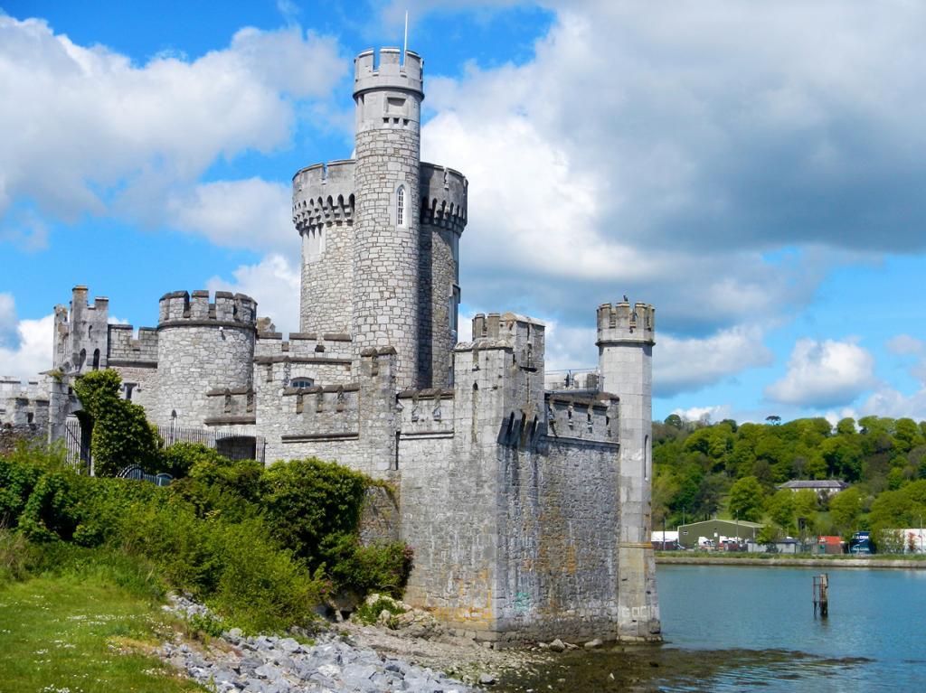 3 место. Замок Блэкрок. (K.ristof)