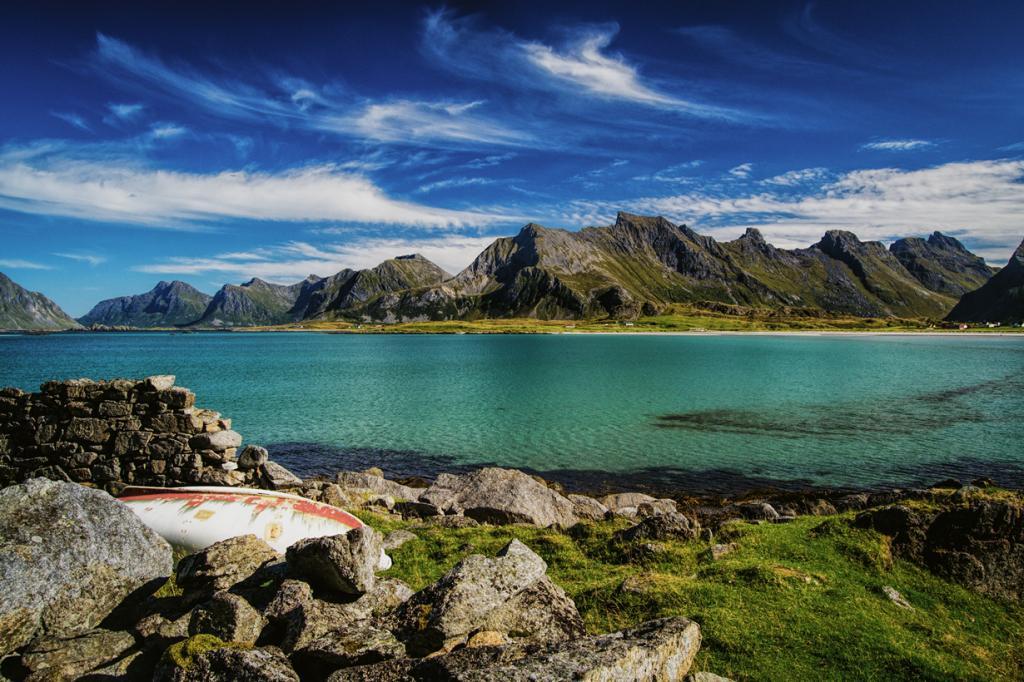 Норвегия. Лофотенские острова. (Sören Schaper)