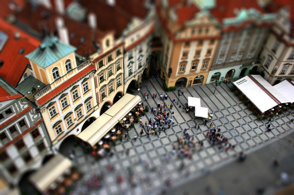 Чехия. Прага. (Abir Anwar)