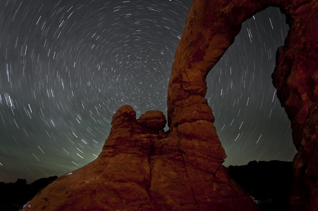 США. Юта. Национальный парк Арки. (Arches National Park/Jacob W. Frank)