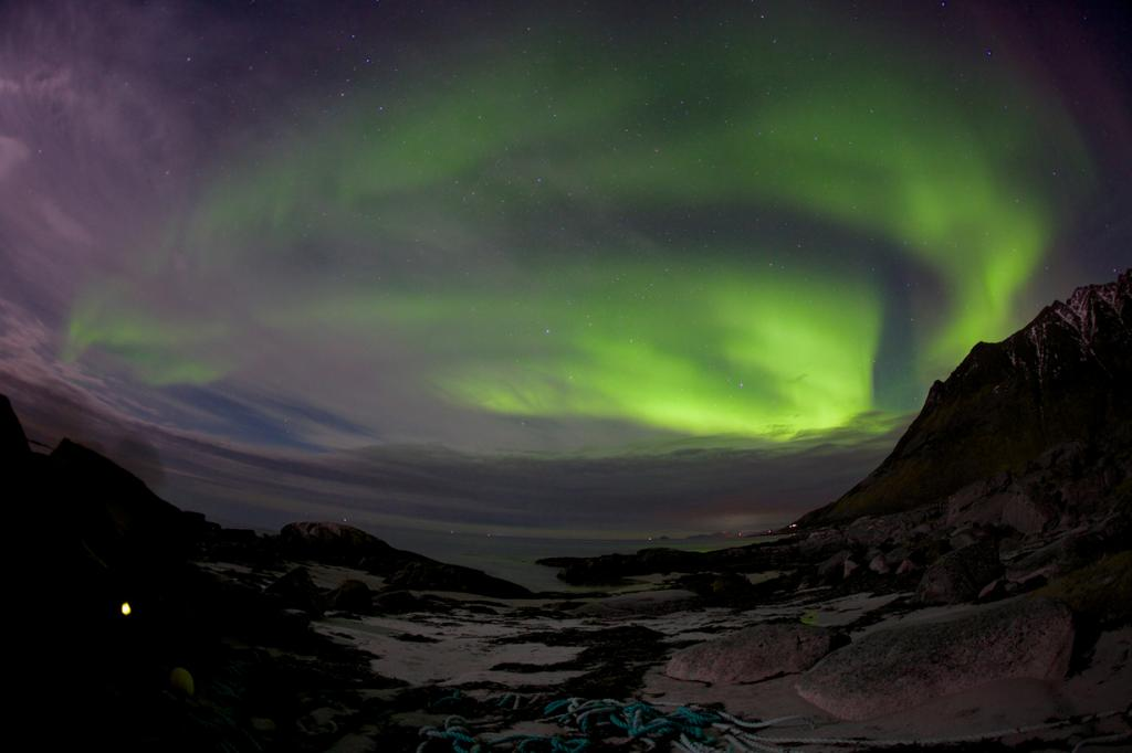 Норвегия. Лофотенские острова. (Paul Williams)