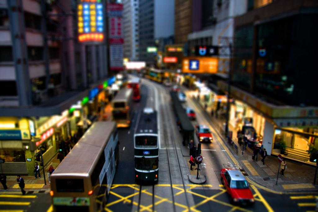 Китай. Гонконг. (Patrick Tully)